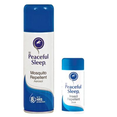 Peaceful Sleep Insect Repellent Spray & Stick Twin-pack