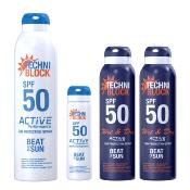 Techniblock SPF 50 Reef-friendly Sunscreen Bundle