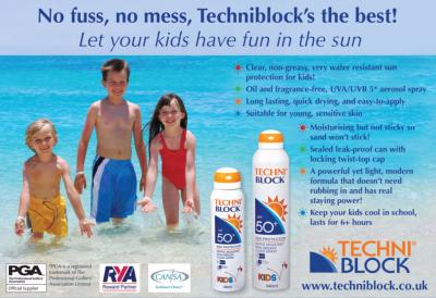 Sun Protection Deals for Half Term