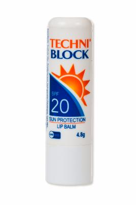Techniblock SPF20 Lip Balm