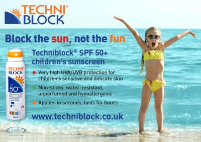 The Best SPF 50+ Sun Protection for Kids